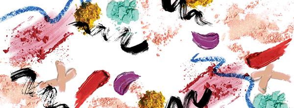 Louise Maufort Makeup Artist Carte De Visite On Student Show
