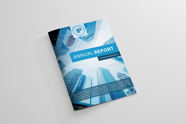 Awesome Annual Report Brochure On Behance