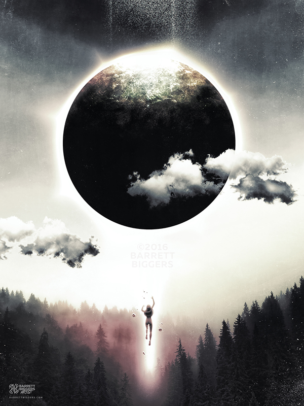 Dreams Of Gravity Surreal Art On Behance