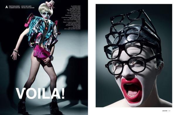 magazine Lily Donaldson Yutaka Inagawa Ben Slater