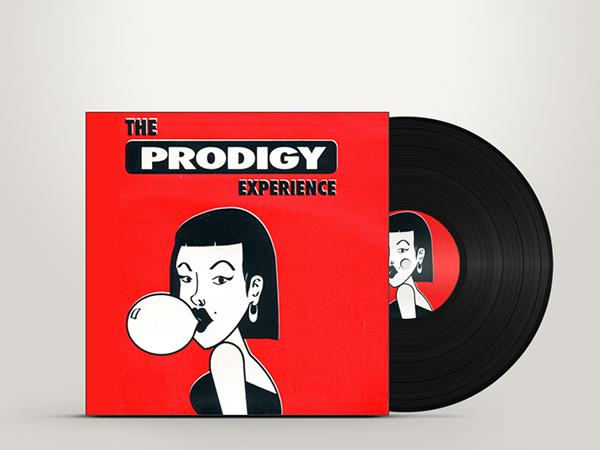 The Prodigy Single Vinyl On Behance