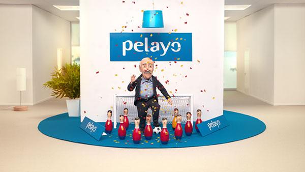 Pelayo plasticine on pantone canvas gallery for Oficinas pelayo