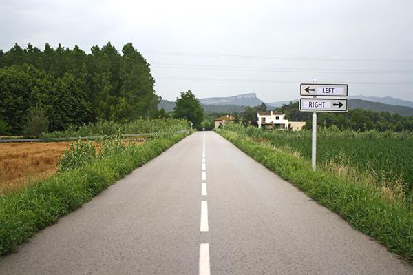 octavi  ,left,right,road,girona