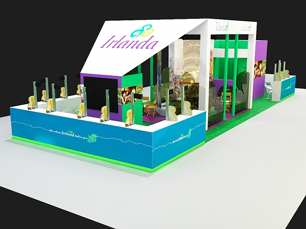 Stand Promotional