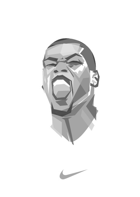 Kevin Durant Drawing Kevin Durant Illustration in