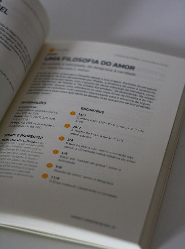 Casa do Saber  brochure  child  Criança  ilustração  pipa  livro  graphic design  book  yellow