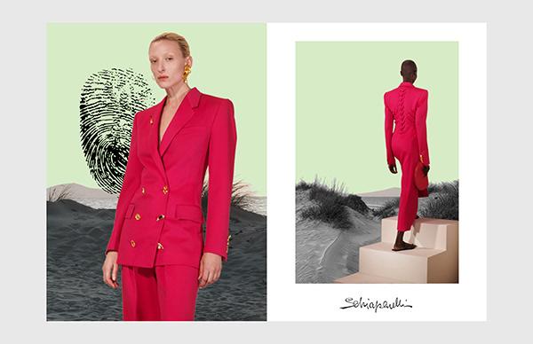 Schiaparelli SS20 Ad Campaign Concept.