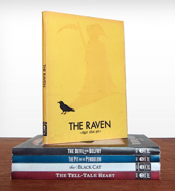 Poe book covers Edgar allan