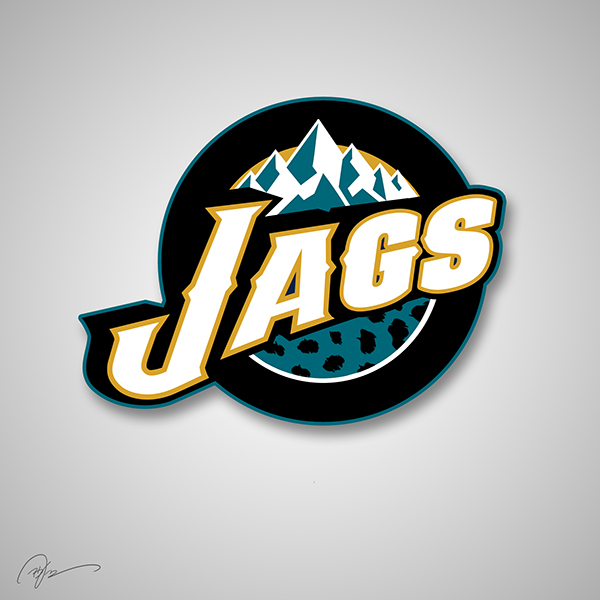 Nuggets X Rockets: NFL X NBA Logo Mashup On Behance