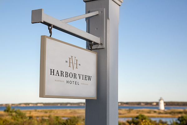 harbor view hotel on branding served. Black Bedroom Furniture Sets. Home Design Ideas
