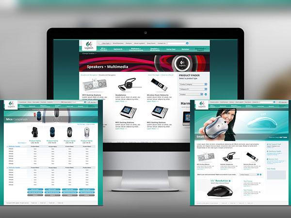 UI, UX, web design