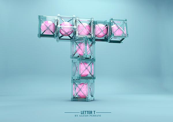 Alexis Persani Creative Alphabet Crafts
