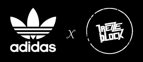 13 Block 3D adidas art direction  campagne Digital Art  graphisme motion design publicité video