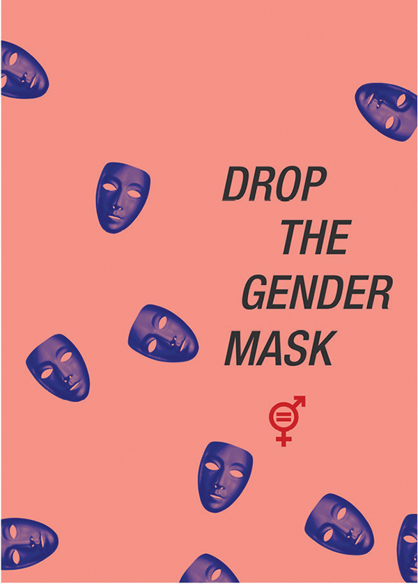 Gender Equality : PSA Posters on Behance Gender Equality Posters