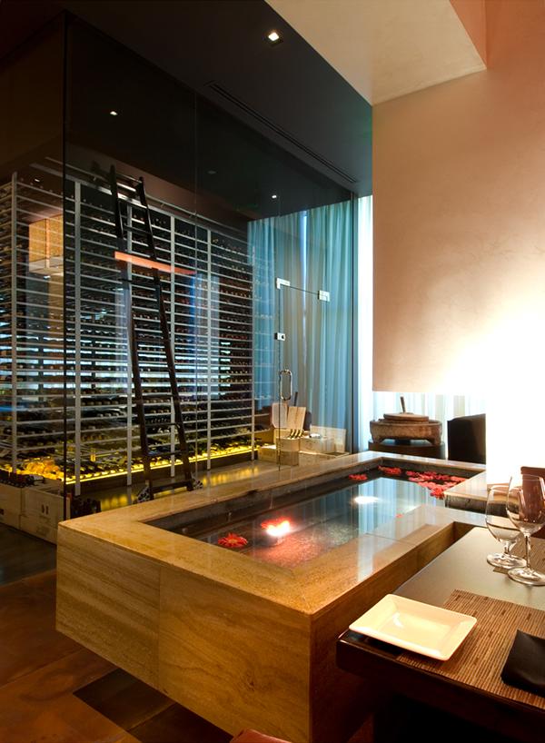 Tanzore on interior design served