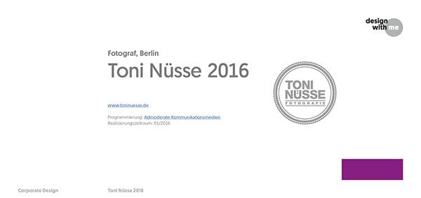 Branding Toni Nüsse 2016 On Pantone Canvas Gallery
