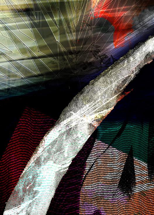 abstract decorative digital