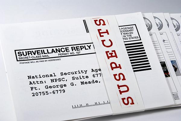 surveillance society Government watching voyeur publication vernacular nsa CIA FBI dossier
