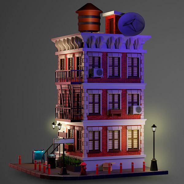 game art House