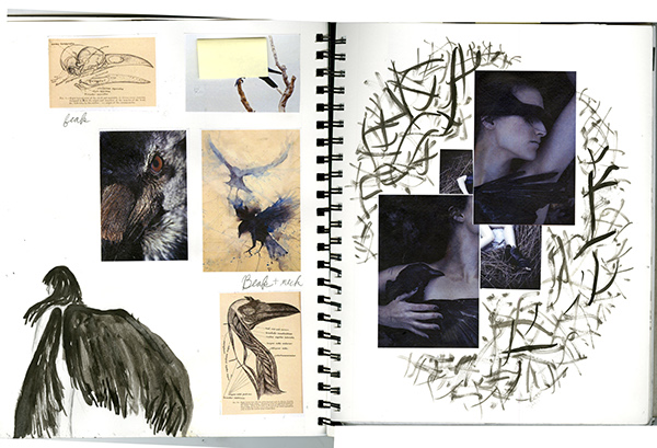 Fashion Design Process Book On Scad Portfolios