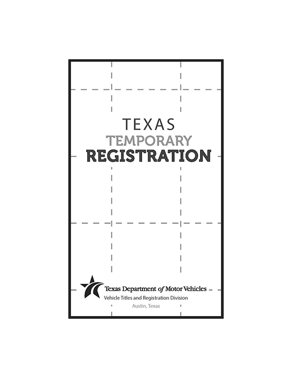 Texas department of motor vehicles registration for Texas motor vehicle division