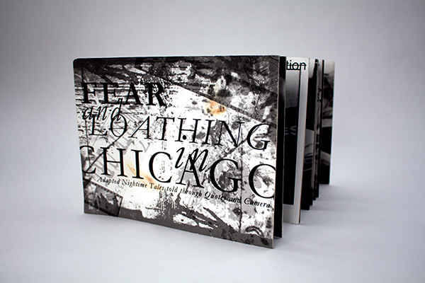 Typography Book Layout Photography/typography Book