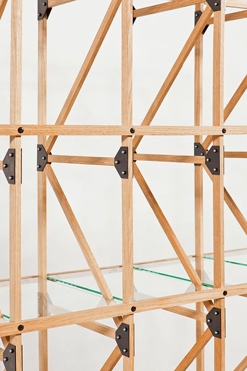 divider Shelving  roomdivider construction