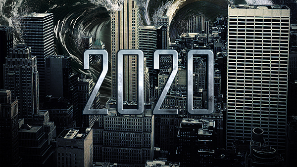 2020 on Behance
