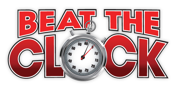 Beat The Clock Promotion Idea For Email Newsletter On Behance