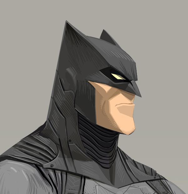 comic batman THE DARK KNIGHT dc