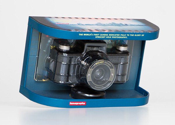 Sprocket Rocket Camera : Camera packaging: sprocket rocket on behance