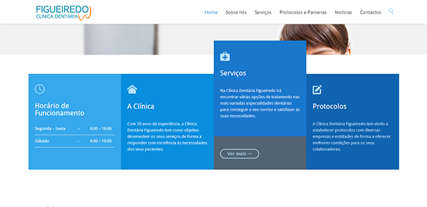 Webdevelopment online presence