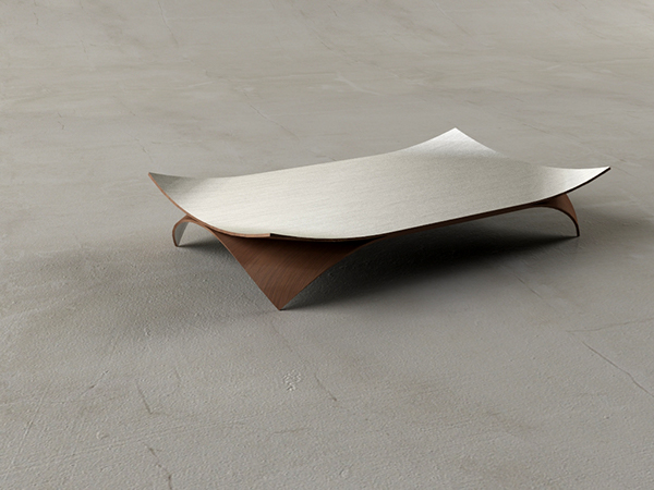 Surface Coffee Table On Behance
