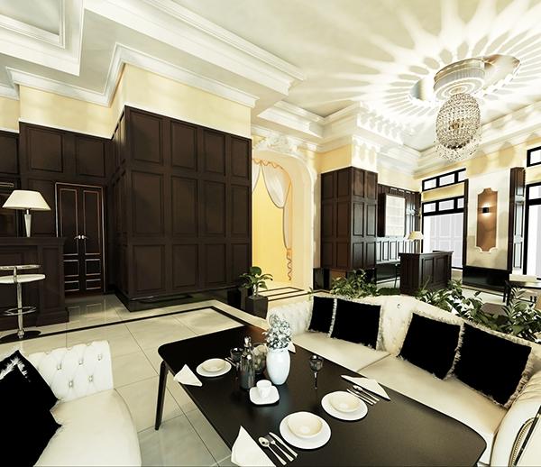 hotel astoria  reception  lobby cafe space  lviv city  on behance