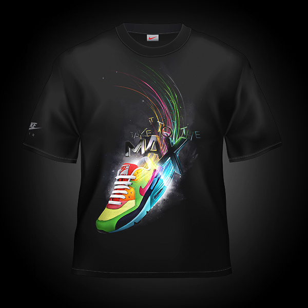 Nike shoe air max MAX Space  lights astronaut moon gravity ars thanea light  line colors sneaker