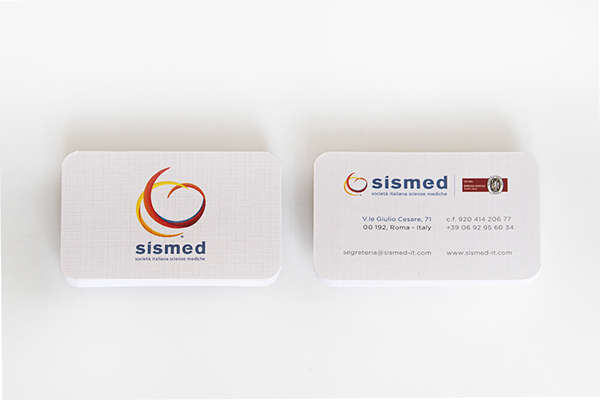 sismed society logo congress meetings brochure identity editorial