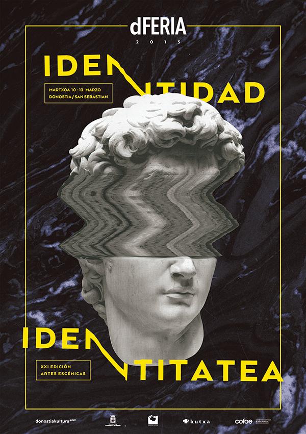 identidad,identity,identitatea,san sebastian,cartel,poster,DANCE  ,festival,dferia,campaign
