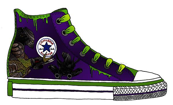converse shoes clipart. captain america - converse shoe shoes clipart
