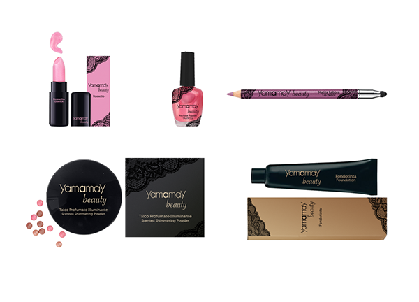 Yamamay Beauty Make Up on Pantone Canvas Gallery
