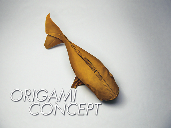 ORIGAMI CONCEPT On Behance