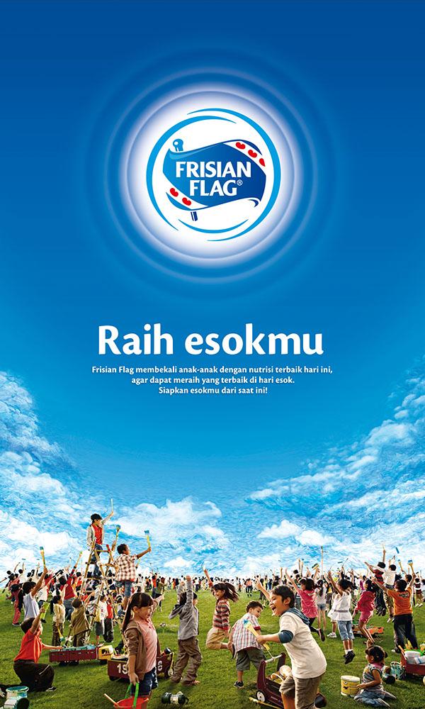 Frisian Flag Indonesia Brand Ad