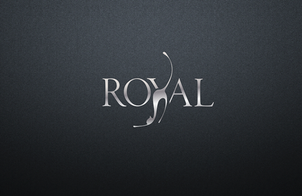 Royal Logo On Behance