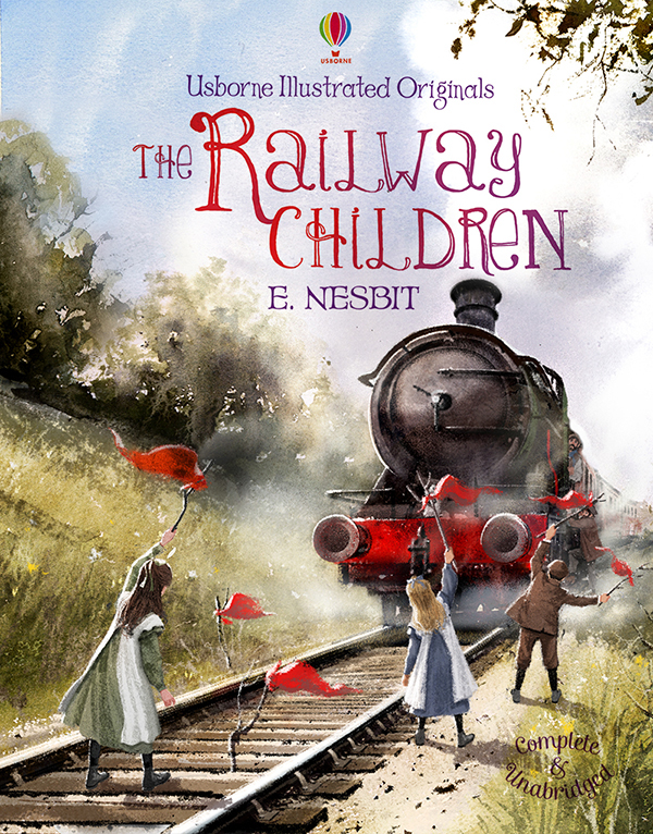 The Railway Children on Behance