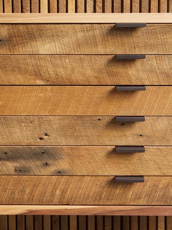 how to treat finish cut lumber
