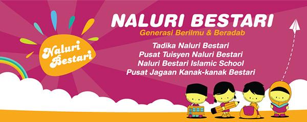 Naluri Bestari - An Nasuha Management on Behance