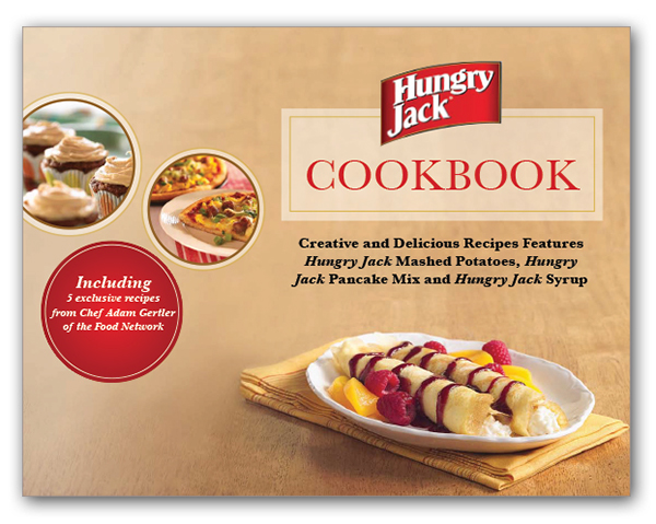 Hungry jack use up the box recipe book on behance forumfinder Choice Image