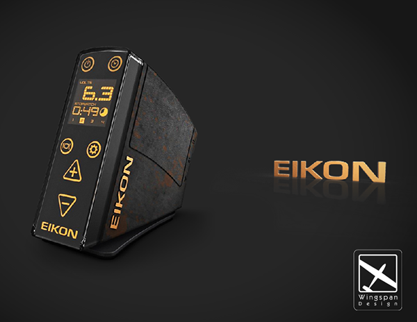 Eikon EMS400 Tattoo Power Supply on Behance
