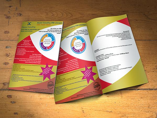 flyer brochure marketing