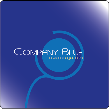 blue Logotype