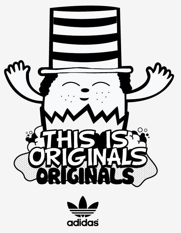 adidas originals graphic